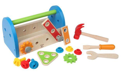 Hape Pretend Fix-It Tool Box