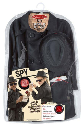 Melissa & Doug Role Play, Spy Set
