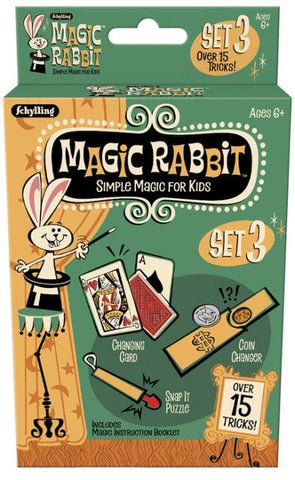 Magic Rabbit Magic Tricks