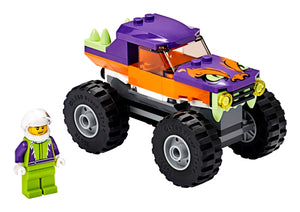 LEGO City Vehicle Monster Truck