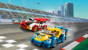 LEGO City Vehicle Racing Cars