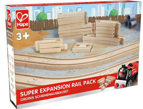 Hape Train Super Expansion Set