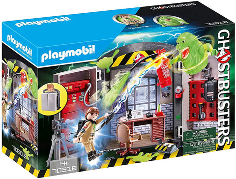 Playmobil Playbox Ghostbusters