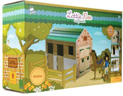 Lottie Doll Accessory - Stable