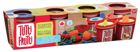 Tutti Frutti 4 Pack Summer Scents