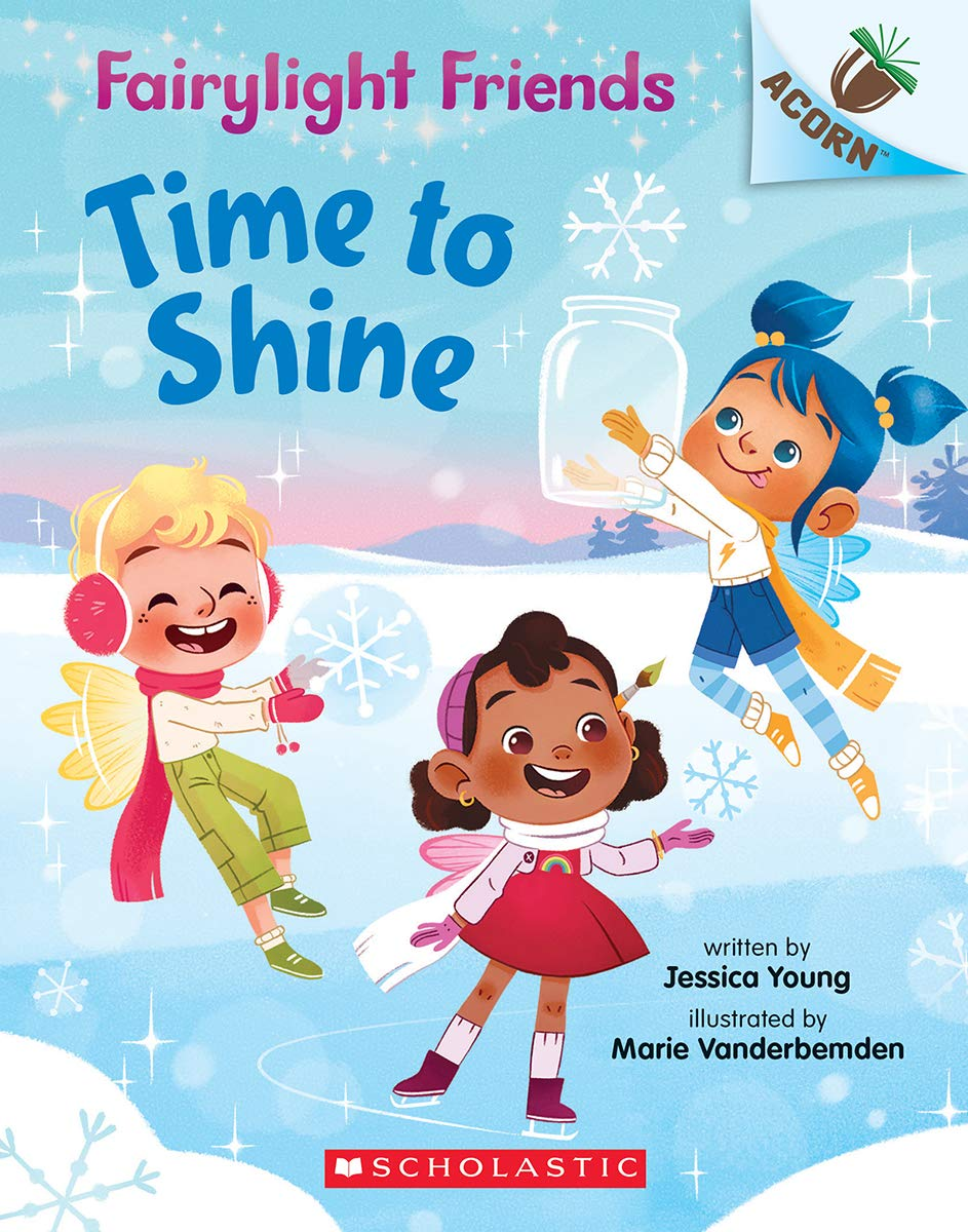 Acorn Reader - Fairylight Friends 2 Time to Shine
