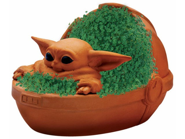 Chia Pets Star Wars The Mandalorian The Child