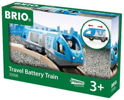 Brio Trains - Travel Battery Train