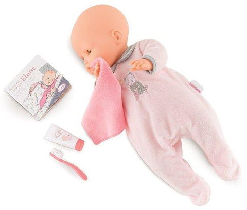 Corolle Doll Mon Grand - Eloise Goes to Bed Set