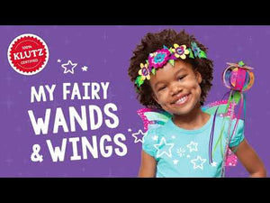 Klutz Jr. Fairy Wands and Wings