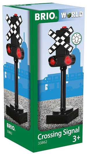 Brio Trains - Crossing Signal