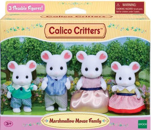 Calico Critters Family - Marshmallow Mouse