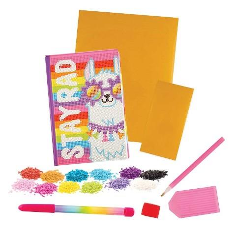 Fashion Angles Crystalize It! Activity Journal & Pen Set