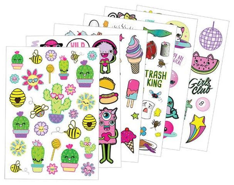 Fashion Angels 1000+ Ridiculously Cute Stickers Book