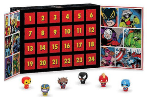 Funko Pocket POP! Advent Calendar Marvel 2019