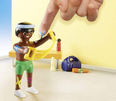 Playmobil City Life Hospital Physical Therapist