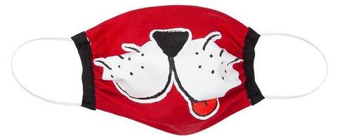 Great Pretenders Childs Face Mask Set - 5 Pack Red
