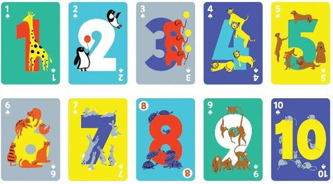 Galison Mudpuppy Crazy Eights!