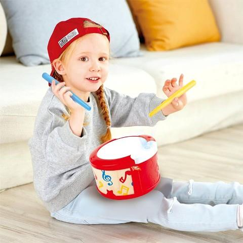 Hape Music Learn with Lights Drum