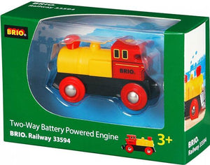 Brio Trains - Two-Way Battery Powered Engine