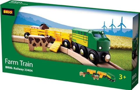 Brio Trains - Farm Train