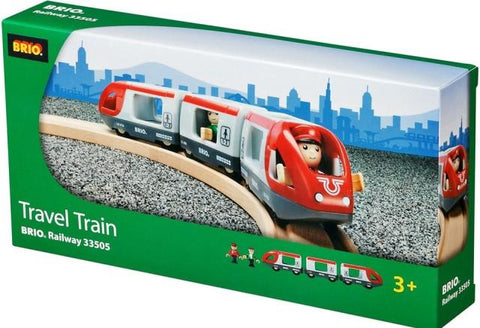 Brio Trains - Travel Train