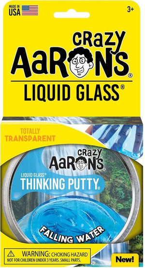 Aaron's Thinking Putty World Liquid Glass - Falling Water