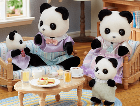 Calico Critters Family - Pookie Panda
