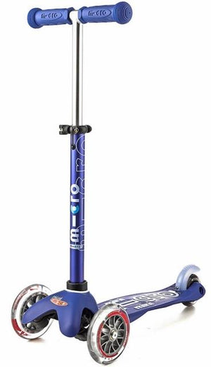 Micro Kickboard Mini Deluxe Scooter - Blue