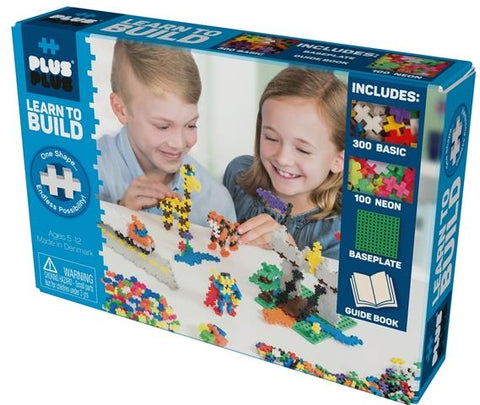 Plus-Plus Mini Basic Learn to Build