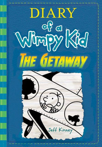 Diary of a Wimpy Kid 12 - The Getaway