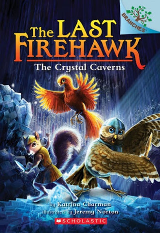 Branches Reader - Last Firehawk 2: The Crystal Caverns
