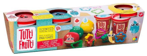 Tutti Frutti Sparkle 3 Pack with Molds