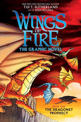 Wings of Fire 1 The Dragonet Prophecy