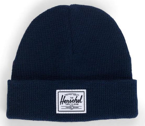 Herschel Sprout Cold Weather Beanie Navy, 6-18 Months
