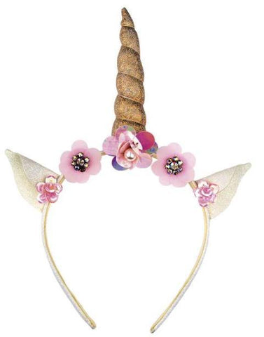 Great Pretenders Fashion - Believe in Unicorns Headband