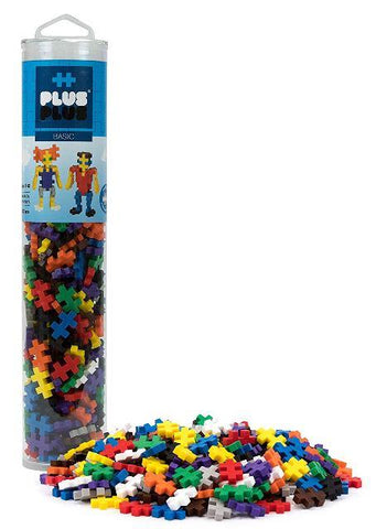 Plus-Plus Tube Basic, 240 Piece