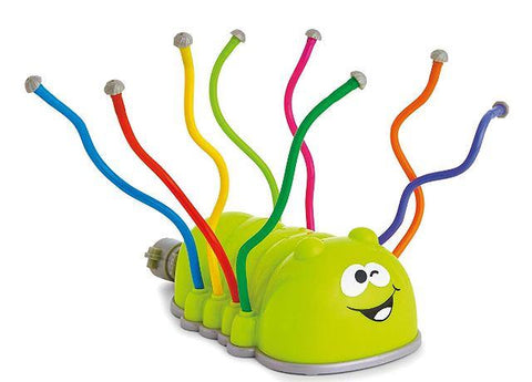 Crazy Caterpillar Sprinkler