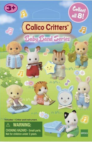 Calico Critters Baby Band Blind Bags