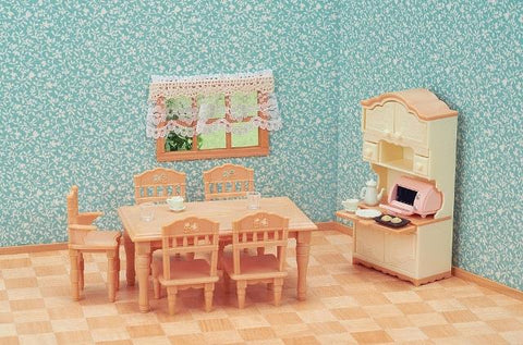 Calico Critters Furniture - Dining Room