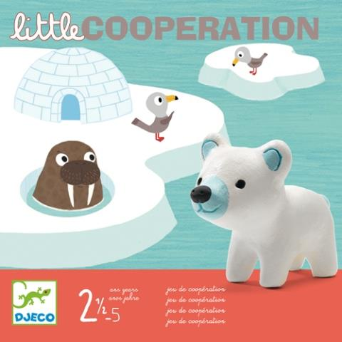 Djeco Game - Little Cooperation