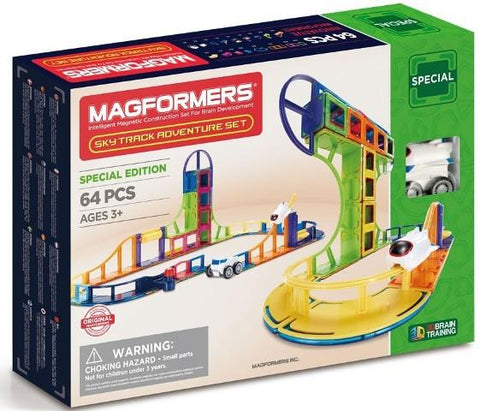 Magformers Sky Track Adventure Set