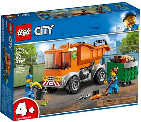 LEGO CIty Vehicle Garbage Truck