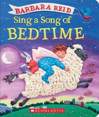 Sing a Song of Bedtime, Board Book