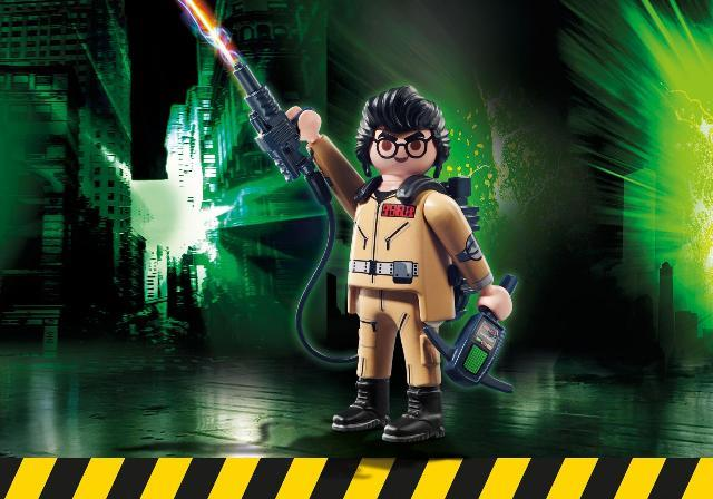 Playmobil Ghostbusters Collectors E. Spengler