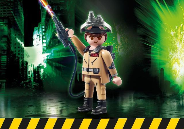 Playmobil Ghostbusters Collectors R. Stantz