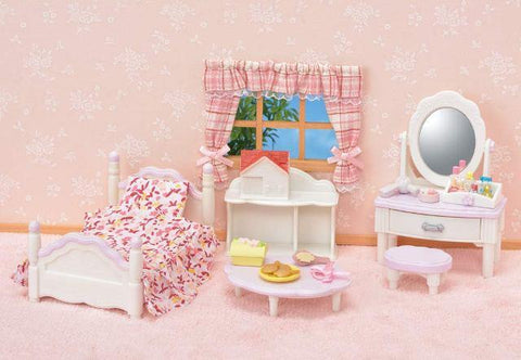 Calico Critters Furniture - Bedroom & Vanity Set