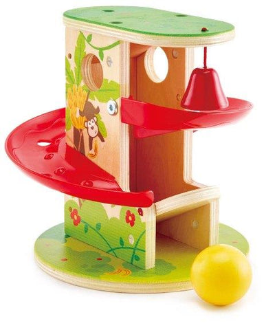 Hape Toddler Jungle Press and Slide