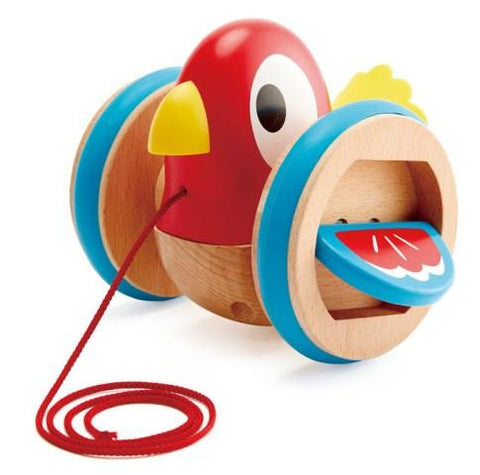 Hape Pull Along Baby Bird