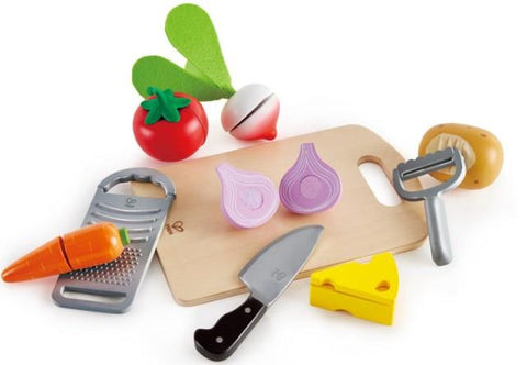Hape Pretend Cooking Essentials